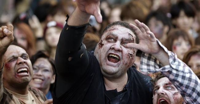 The Pentagon Has a Plan for the Zombie Apocalypse -- Seriously