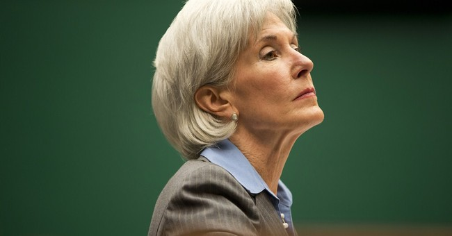 New Sebelius Lie: Seven Million Obamacare Enrollments Was Never Our Goal