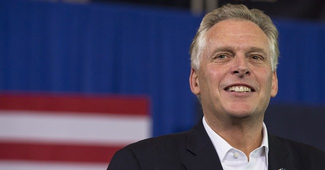 McAuliffe Already Making Moves on Gun Control in Virginia