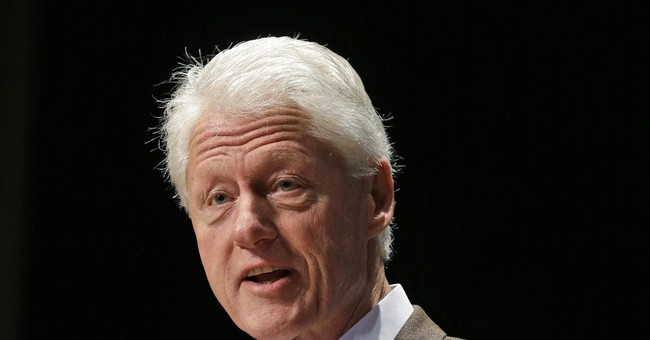"Bill Clinton: If the Website Gets Fixed, No One Will Be Talking About Obamacare in ""Four or Five Months"""