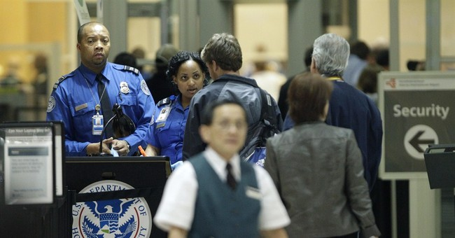 Facepalm: TSA Doesn't Know District Of Columbia Exists