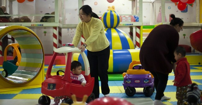 WSJ: China Will Reportedly Begin Easing its One-Child Policy
