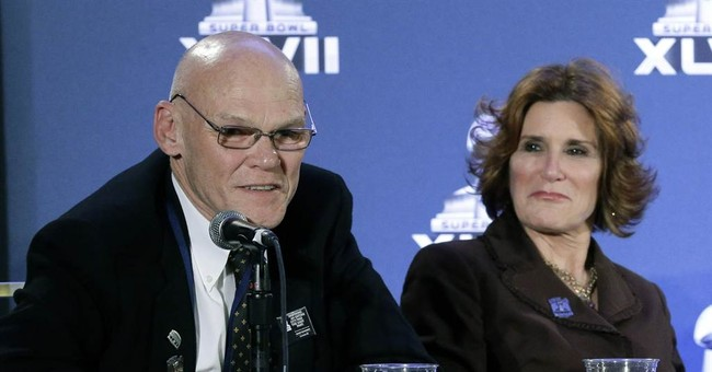 "James Carville Slams Obamacare Rollout as a ""Joke"""