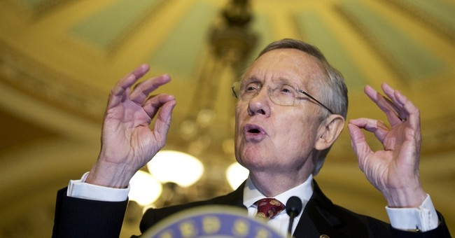 NUCLEAR: Harry Reid, Senate Dems Trash Precedent, Change Filibuster Rules
