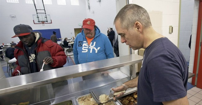 Growing Hunger in Obama's America