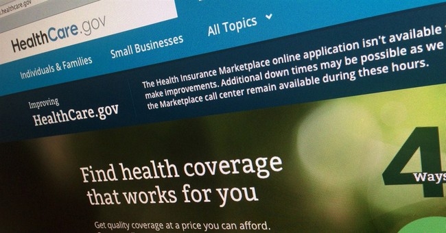 Thanks Obamacare: You're at Risk of Having Your ID Stolen and Your Bank Account Emptied