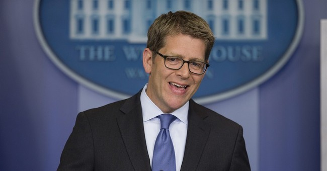Video: Besieged Carney Claims Newly-Released WH Emails...Weren't About Benghazi