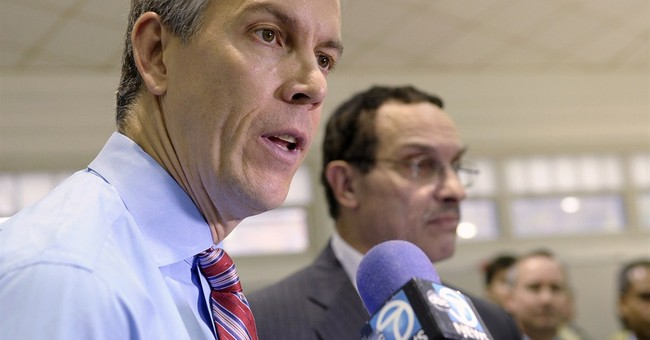 "Arne Duncan on PISA Exam: We're Seeing a ""Picture of Educational Stagnation"""