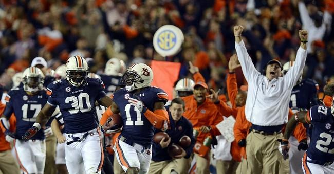 Alabama v. Auburn: A Metaphor for Life