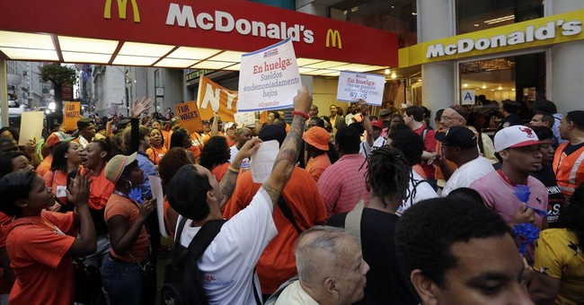 Fast Food Thursday, Because Big Labor Bullies Need A Beatdown