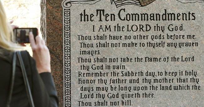 Oklahoma Supreme Court: Take Down That 10 Commandments Statue