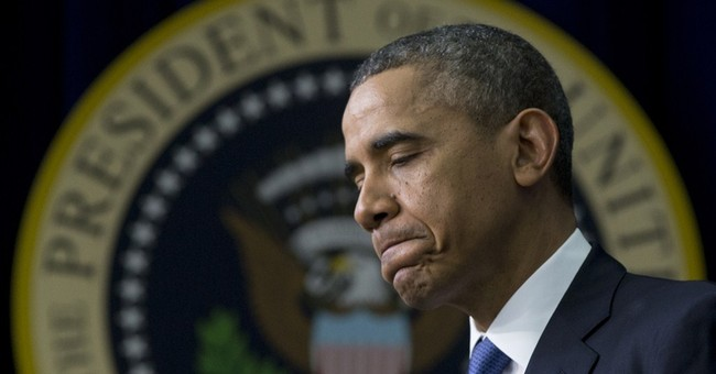 Poll: Many Who Disapprove of Obama Think He's Too Conservative