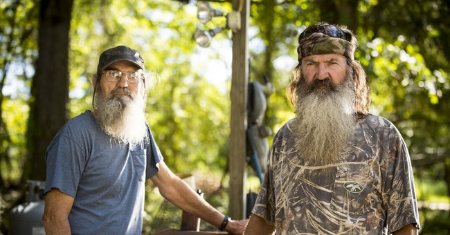 'Duck Dynasty' and A Free Society