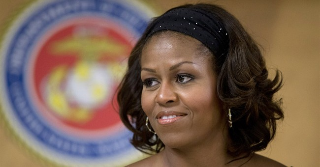 "Michelle Obama Praises ""Politically Savvy"" Hanoi Jane"