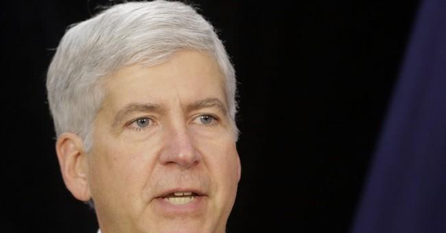 MI GOV: Snyder Up 8 Over Schauer