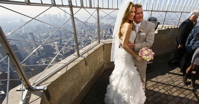 A $9 Million Wedding