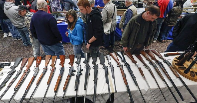 First Gun Show in Maryland County Since Sandy Hook Forbids Live Ammo