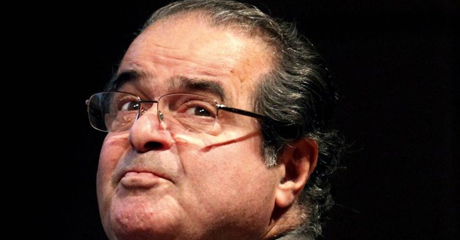 Scalia: 'The Textualist'