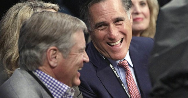 Mittmentum Continues: Romney Clears GOP Field in New Q-poll