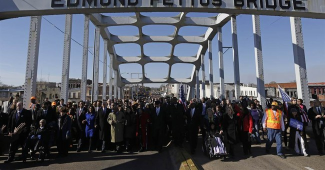 Obama Invokes Selma To Justify Amnesty