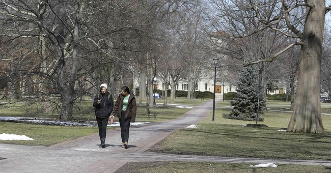 Seriously? Oberlin Students Believe Their Cafeteria Food Constitutes A Microaggression