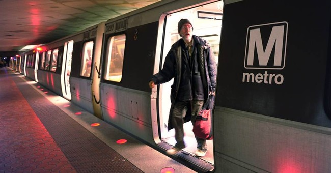 DC Wants to Raise Taxes on Uber & Lyft to Resuscitate the Metro System