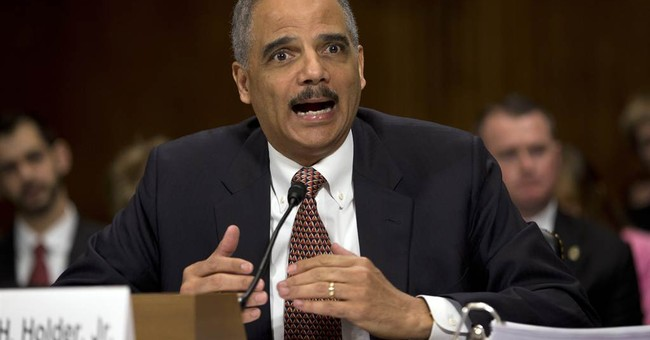 DOJ Responds to Perjury Investigation from Congress: Holder Didn't Lie