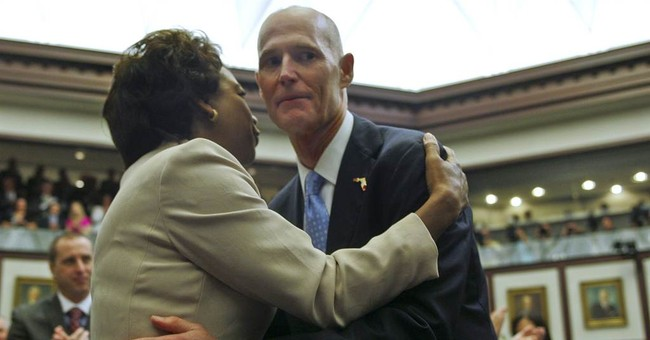 "Flighty Florida Gubernatorial Race Could Be Decided by This ""Obscure"" Issue"