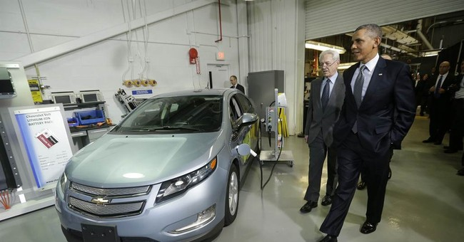 GM Doubles Down on Chevy Volt's Failure
