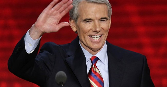 Rob Portman Declines to Enter 2016 Presidential Sweepstakes