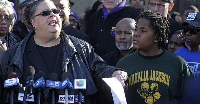 Chicago Teachers Union President Jokes About the Rash of Shootings in Her Hometown
