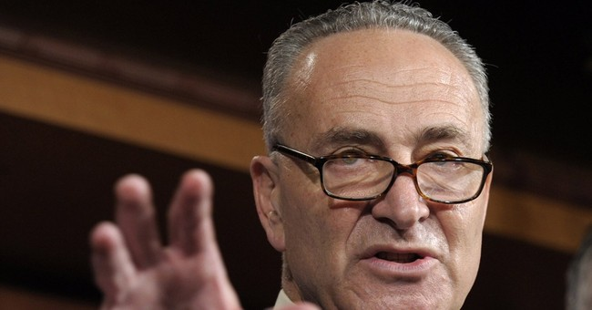 Schumer: Okay, Fine -- Obamacare is Partially Responsible for Rising Premiums