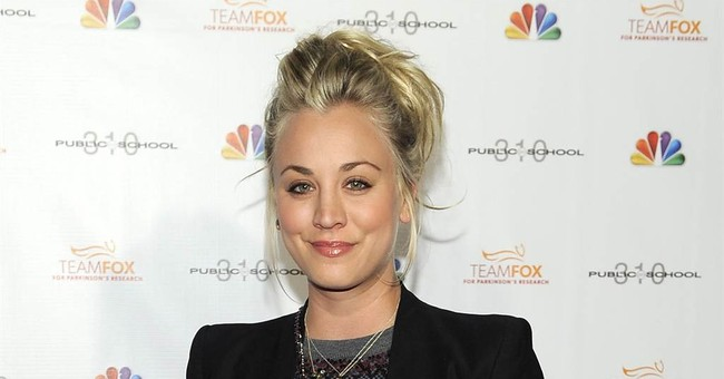 Attacks on Kaley Cuoco-Sweeting Expose More Radical Feminist Hypocrisy