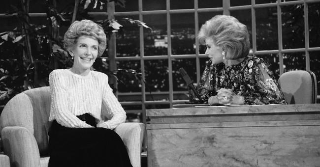 BREAKING: Nancy Reagan Has Passed Away at Age 94
