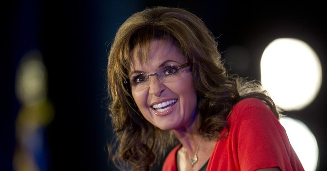 Palin says her new show won't be overtly political