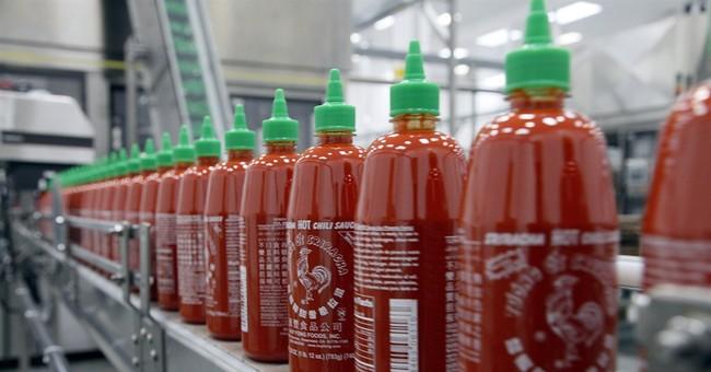 California city turns up heat on Sriracha maker