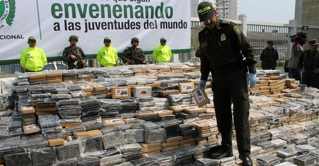 Colombia seizes 7 tons of cocaine