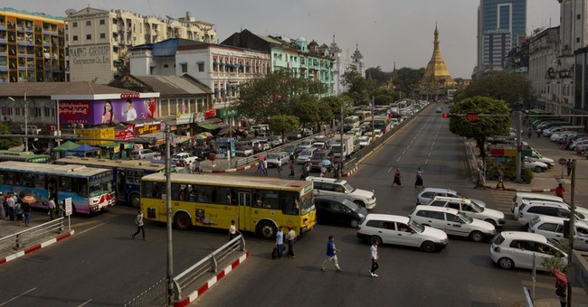 Myanmar clunkers scrapped in rush for 'new' cars