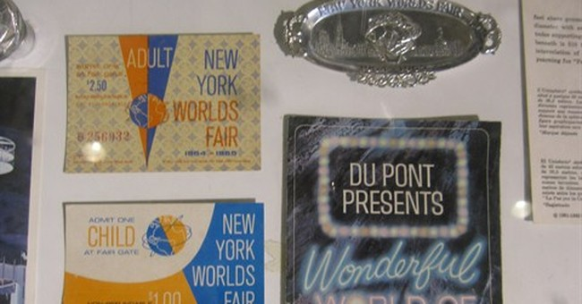 Revisiting NYC's 1964 World's Fair, 50 years later