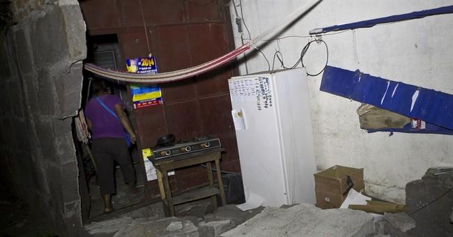 6.1-magnitude earthquake shakes Nicaragua