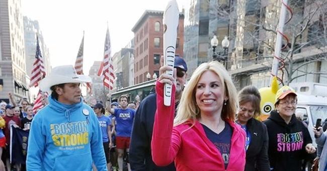 3,300 mile race for Boston Marathon victims ends