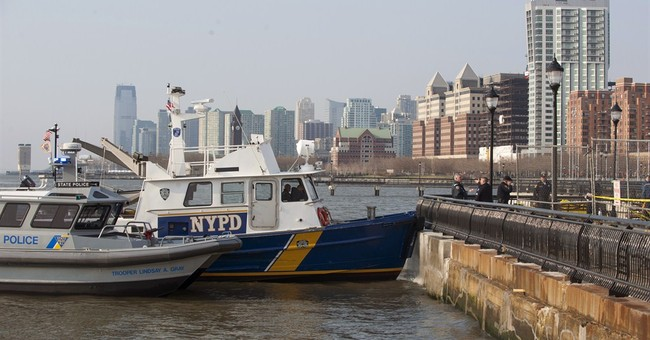 2 bodies found in New Jersey side of Hudson River