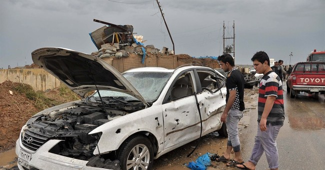 Bombings kill at least 16 people in northern Iraq