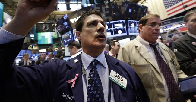 US stocks gain following a pickup in retail sales