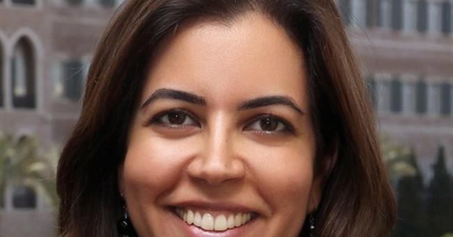 Zeina Karam appointed AP's Beirut bureau chief