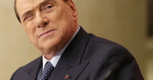 Berlusconi given community service for tax fraud