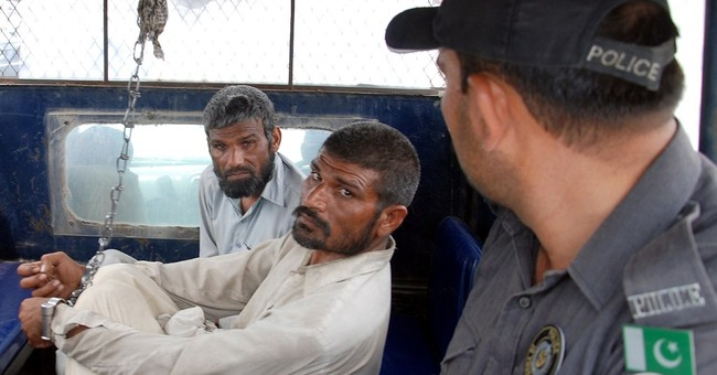 Pakistan brothers in cannibalism case face court