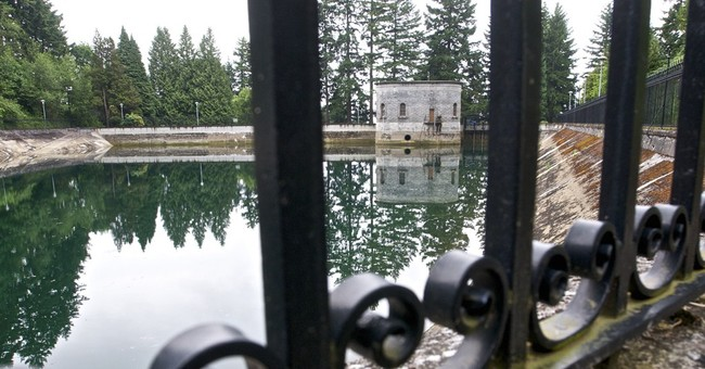 Reservoir to be flushed because of urinating teen