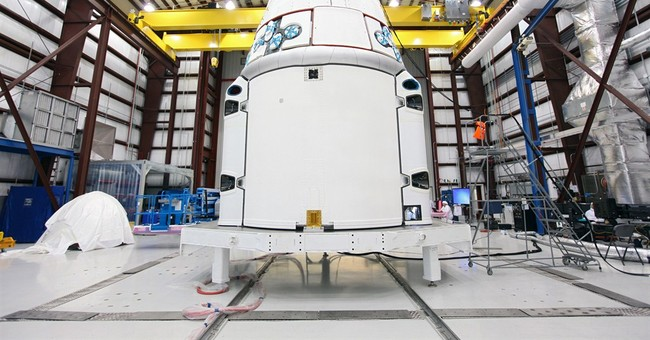 SpaceX will try again Fri. to launch station cargo