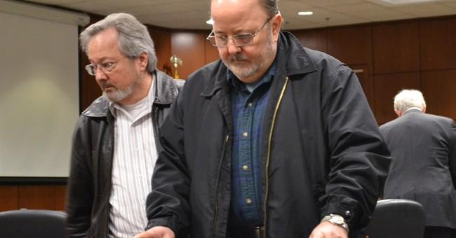 Ky. jury says ex-priest should serve 15 years